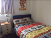 Short term- Double Room in North Abingdon House