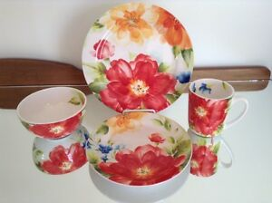 Fun flower dishs