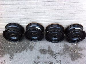 14 inch Rims  4x108 Bolt Pattern  Kawartha Lakes Peterborough Area image 3