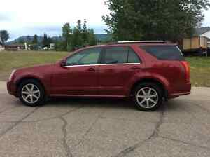 2004 Cadillac SRX Fully loaded