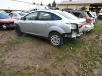 PARTING OUT ONLY 2011-2014 Ford Focus SEDAN