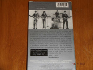"THE BEATLES: ""A HARD DAY'S NIGHT"" VHS Kitchener / Waterloo Kitchener Area image 2"