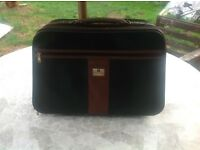 Pierre balmain travel suitcase