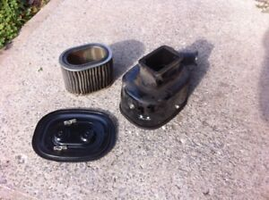 Gl1000 air cleaner assembly