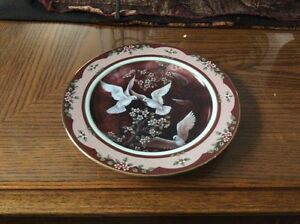 Collector plate Cornwall Ontario image 1