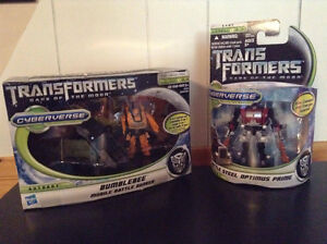 TRANSFORMERS. DARK OF THE MOON 2 pack set