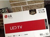 """32"""" LED LG TV 32LH51 model 2016 not opened"""