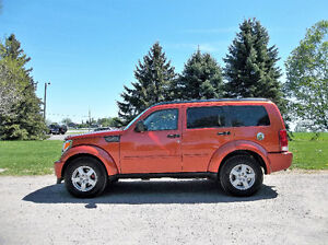 2008 Dodge Nitro SXT 4WD SUV- Just 142K & ONLY $9950!! CERTIFIED