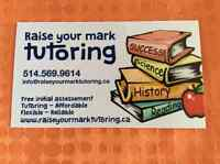Need a tutor? Call for a free initial assessment