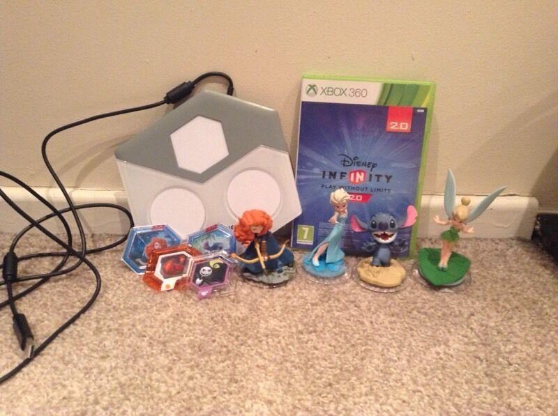 Disney Infinity 2.0 xbox360