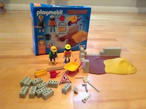 4138- chantier - Playmobil