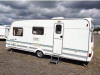 **Reduced £2500** Lunar Clubman 530L. 4 Berth Spacious Tourer. Ideal Family Van