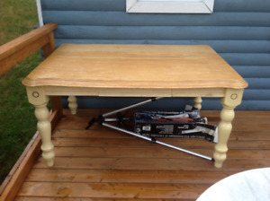 Dining room table -  table only