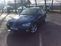 2003 53 LEXUS IS200 SE 4 DOOR AUTOMATIC