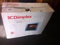 Dimplex fire