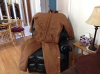 Men's one piece insulated coveralls new