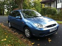 Ford Focus 1.4 LX 1 lady Owner From New Mot Till End Off April 2018 Full Service History