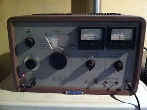Marconi FM AM Signal Generator TF995A/2m Hewlett Packard 606A Kitchener / Waterloo Kitchener Area image 5