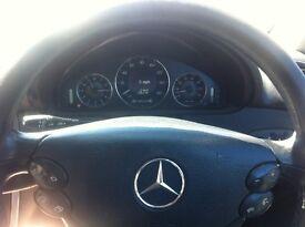 Mercedes clk 320 convertible 53 plate