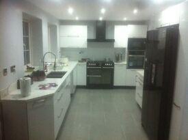 Kitchen fitter Luton