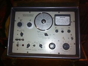 Marconi FM AM Signal Generator TF995A/2m Hewlett Packard 606A Kitchener / Waterloo Kitchener Area image 6