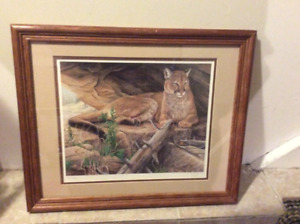HERBERT PIKI'S ORIGINAL WILDLIFE ART PRINTS