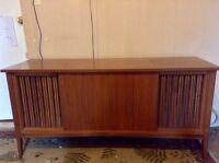 60's Claritone Radio and Record Player