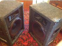 Pair of speakers Stage Line