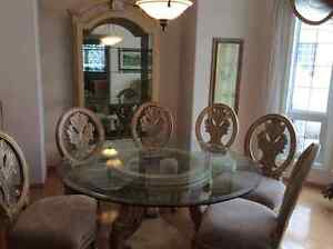 6 Piece Dining room set & China Cabinet
