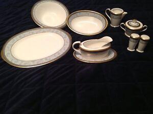 Noritake Neptune Gold dish set St. John's Newfoundland image 5