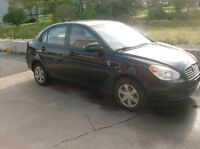 2006 HYUNDAI ACCENT AUTO - A/C - PWR. WINDOWS -   ONLY $3311..
