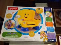 New Fisher-Price laugh & learn smart chair