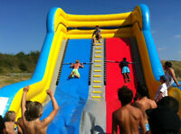 Inflatable Bouncers Rental Montreal