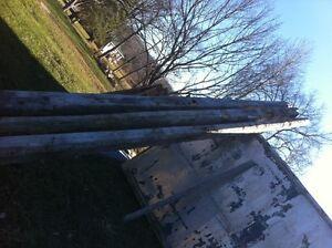 Hand hewn beams  Peterborough Peterborough Area image 5