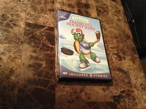 Franklin's Hockey Hero DVD