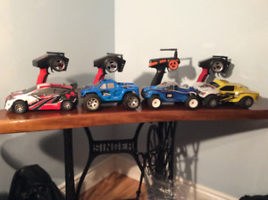 1/16 Rc cars and trucks