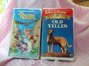 Never been opened Disney videos VCR $5-$35 Peterborough Peterborough Area image 6