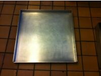 5mm Thick Aluminium Oven Tray 63cm x 63cm