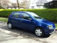 Fiat Punto 1.2 Active 2003 5Door Cheap Insurance