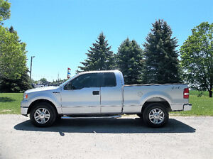 2008 Ford F-150 XLT 4x4- 4 Door Super Cab. Certified w/ Warranty