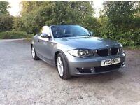 BMW 120D SE CONVERTIBLE
