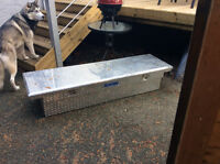 Full size low rise tool box