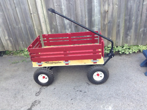 Little Red Wagon/brouette