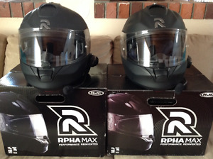 Motorcycle Helmets & Gear