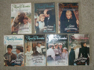 7 Road to Avonlea books-REDUCED London Ontario image 1