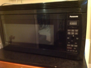 Panasonic Over Range Microwave