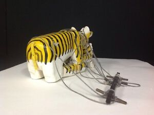 Tiger Marionette or Puppet Decoration London Ontario image 2
