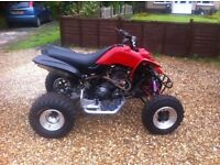 Raptor 660 off road race quad fresh rebuild l@@k!!