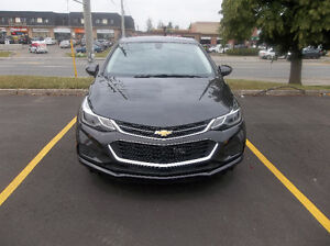 2017 Chevrolet Cruze LT Sedan! New Style! Certified! Low Low KM!
