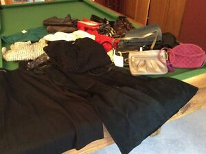 Lot of Clothing&Shoes purses for $20